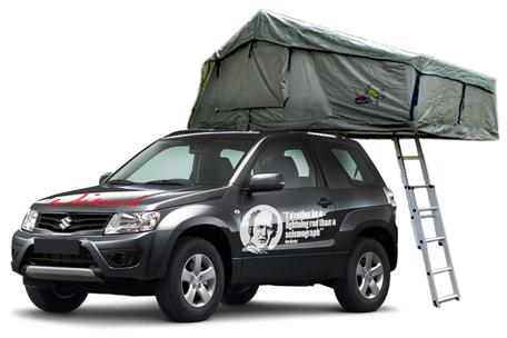 4WD Rooftop 3-Sleeper  sc 1 th 183 & 4WD Campervan Rental Australia